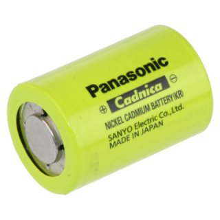 Sayno - N-1250SCRL - 1,2 Volt 1250mAh Ni-Cd - Label