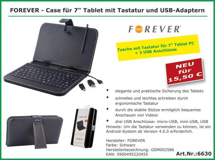 FOREVER - Case f�r 7