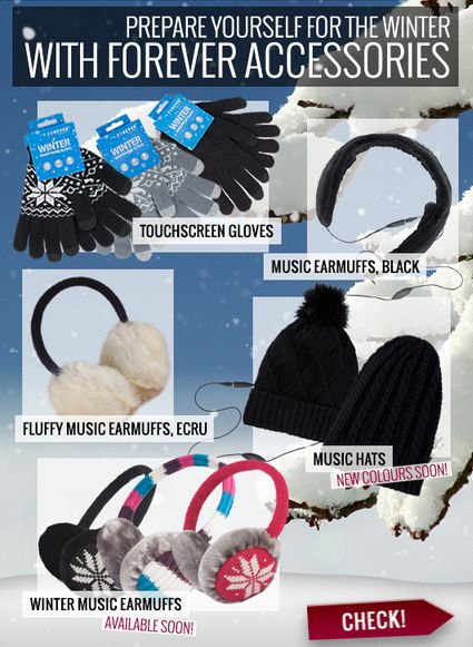 Forever - Winter-Accessoire