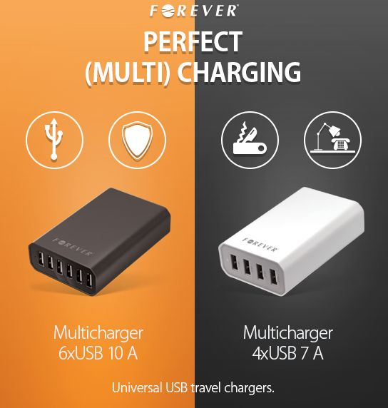 Forever - MULTI CHARGER